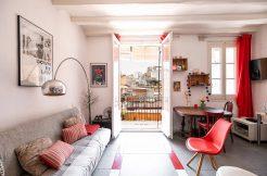 Dos habitaciones dobles – calle sant antoni abat ABAD 12 246x162