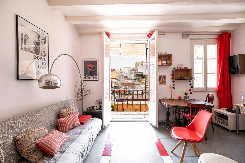 Appartement 2 chambres double – Calle sant antoni Abat