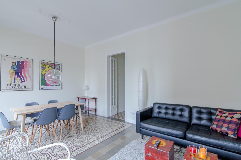 Ad appartement en location vilamari locabarcelona for Location appartement design barcelone