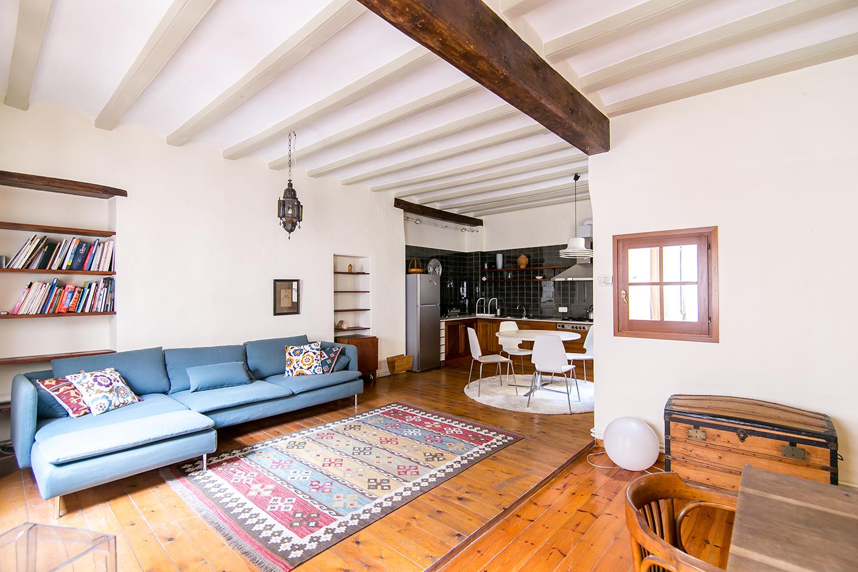 Ad- Wohnung Mieten Barcelona calle bellafila