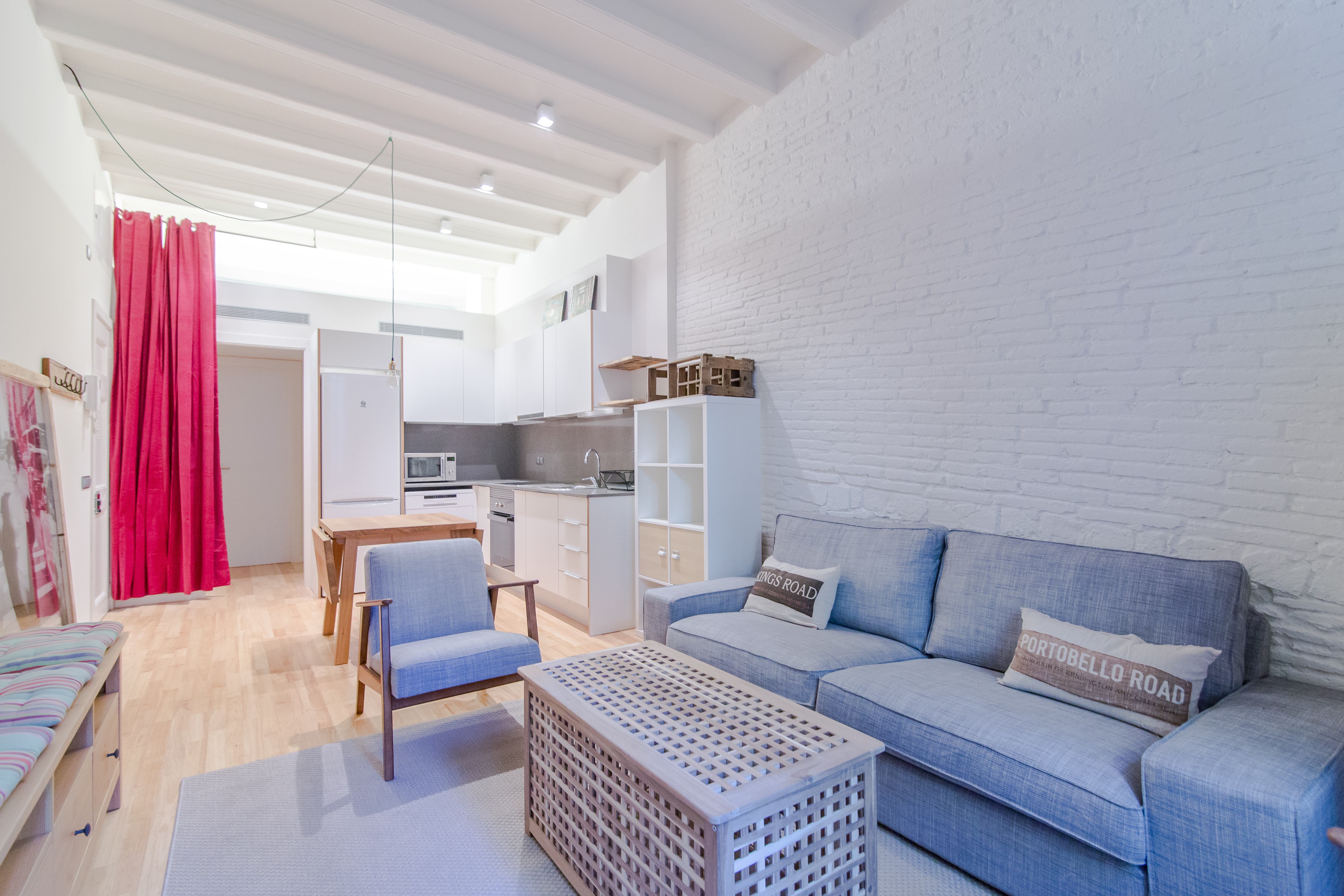 Lovely flat Calle Ramon y cajal