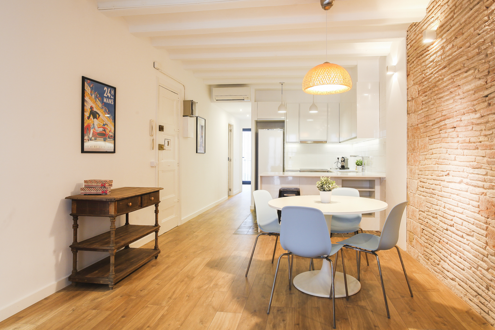 Ad- Appartamento in affitto Barcellona calle gombau
