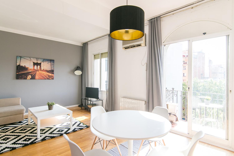 A- 3 chambres doubles Ronda Sant Antoni