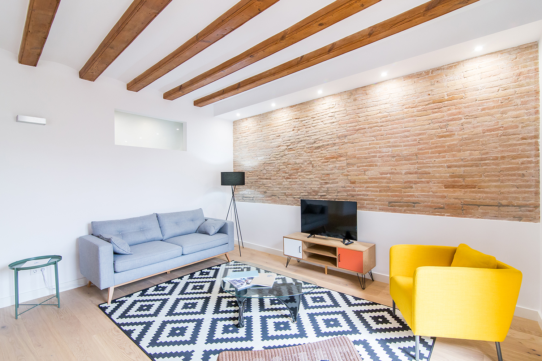 Appartamento In Affitto Lleona-Plaza Real