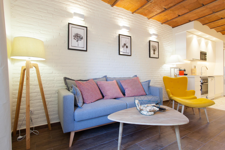 Espectacular piso de 2 habitaciones dobles calle comte borrell