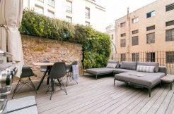 Magnifique appartement Carrer de Sant Pau – Terrasse privative miniature sant pau 246x162