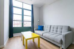 Studio 1 habitacion reformado en Sants 3-2 22 1 246x162