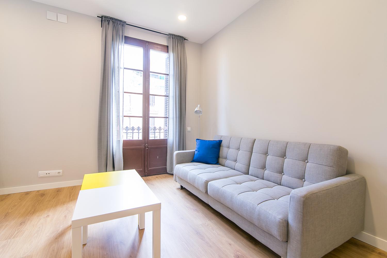 Fullu renovated apartment 1 bedroom in Sants