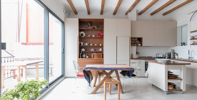 Apartment in carrer Corsega
