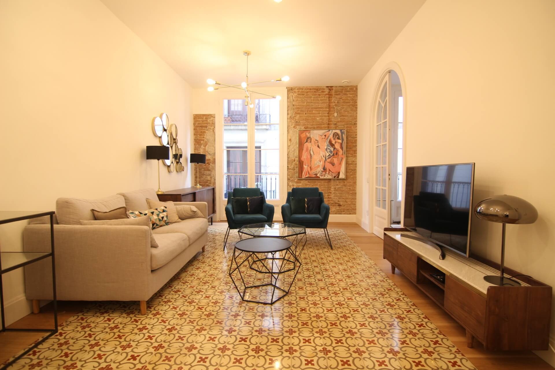 Splendid Apartment In Gotico