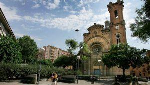 Come live in Barcelona! esglesia sant andreu del palomar 300x169