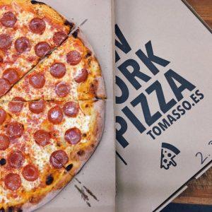 Top 5 Best Pizzas & Italians in Barcelona 2 pepperoni 300x300