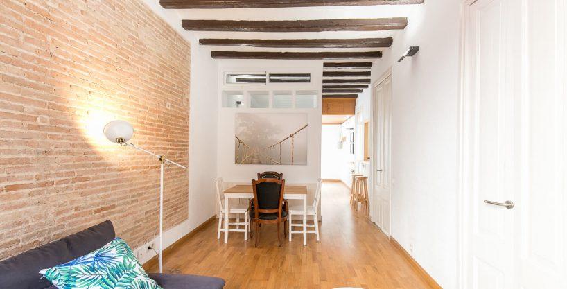 Appartement deux chambres doubles calle cera