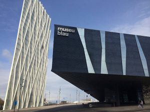 Museums to discover museu blau exterieur 300x225
