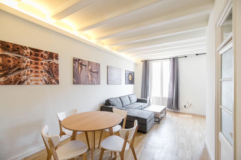Appartement Rénové 2 Chambres