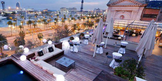Les meilleurs Rooftops de Barcelone Duquesa de Cardona 536x269