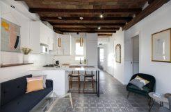 Bonito piso reformado 2 habitaciones dobles Sants ERMENGARDA 20 246x162