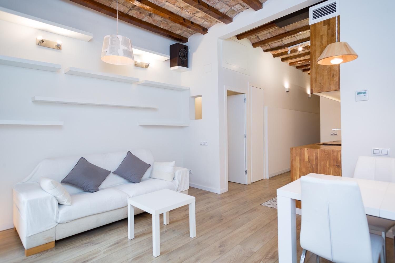 Dos habitaciones dobles en Rabassa, Gracia