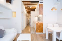 Deux chambres doubles dans Rabassa – Gracia WhatsApp Image 2020 02 19 at 12