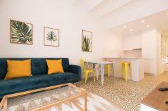 Flat for rent Hostafrancs Market AGUILA 26 246x162