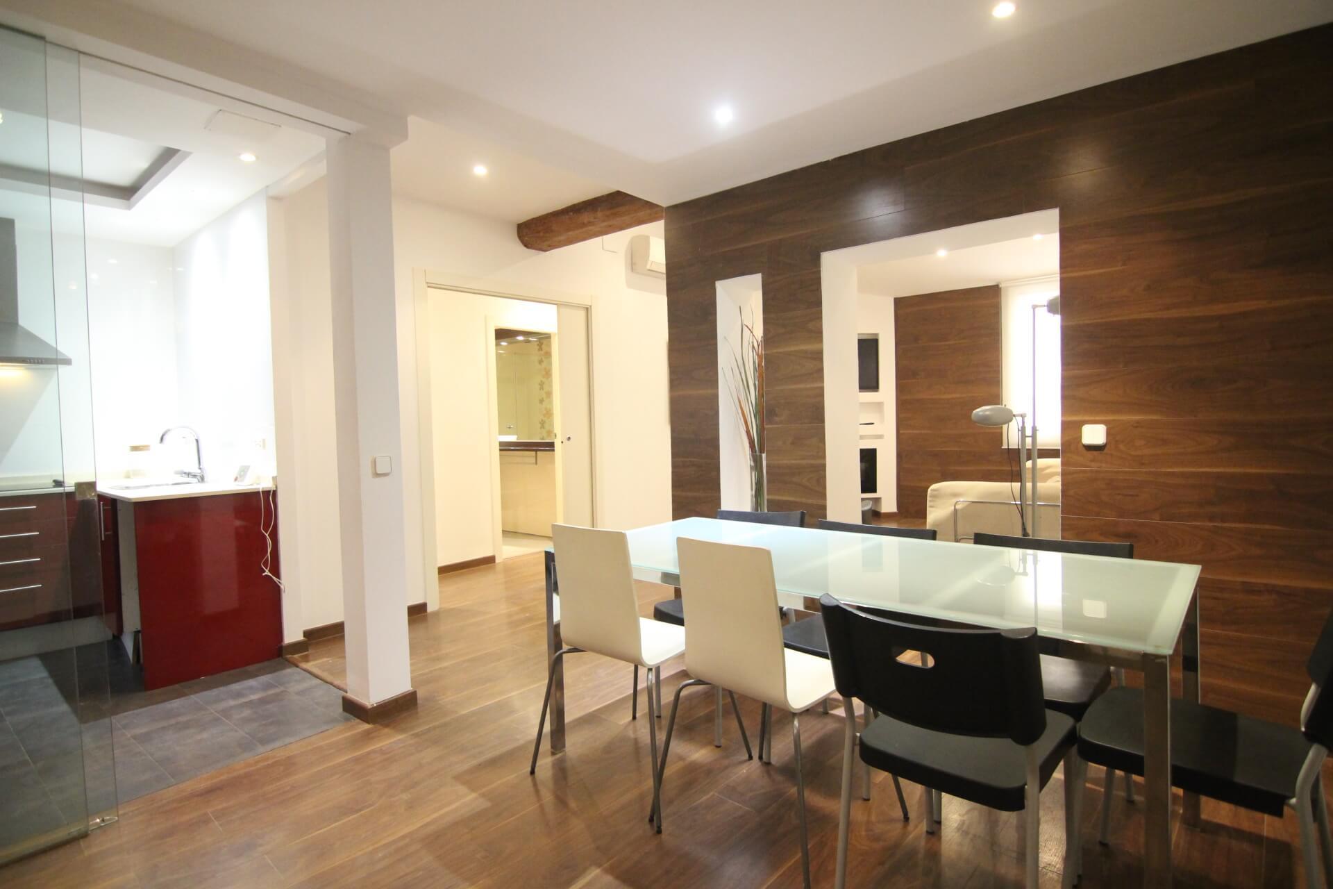 location 2 chambres doubles borne proche parc ciutadella