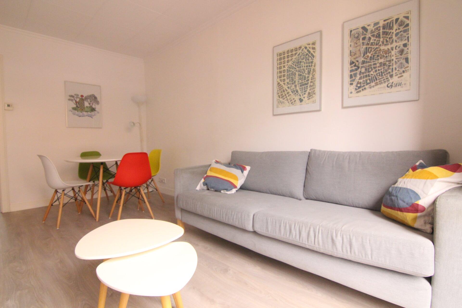 Flat for rent 2 double bedrooms carrer ricart