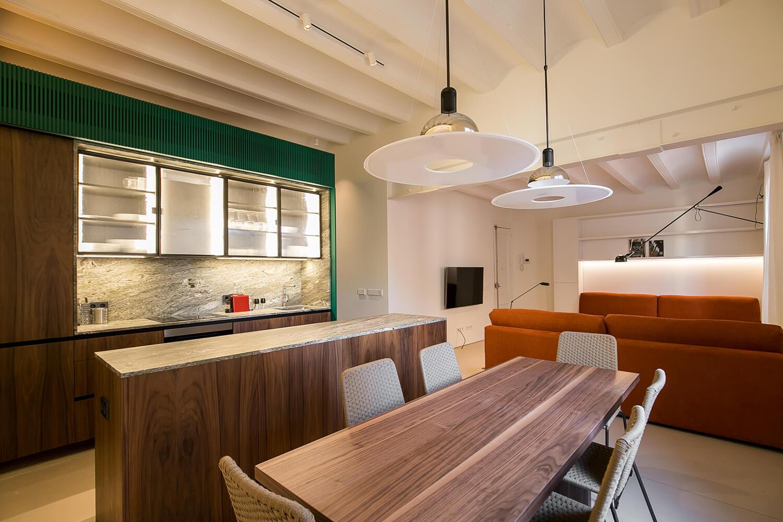 Appartement meublé à louer à Carrer de Pescateria