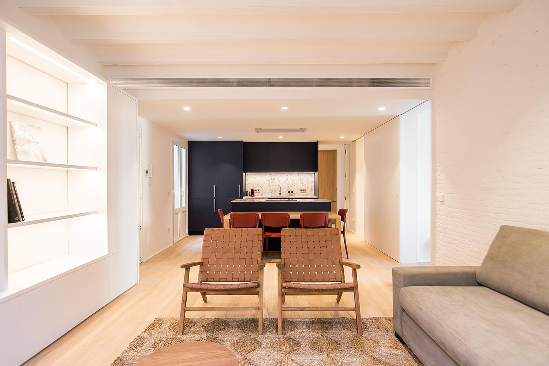 Appartement à louer avec deux chambres à Carrer de Pescateria