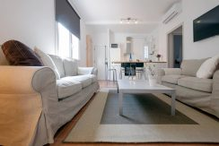 2 bedrooms calle Elkano Poble sec Salon Cuisine 244x163