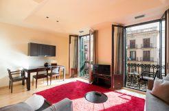 Piso con un habitacion doble, calle Mallorca MALLORCA 10 1 246x162