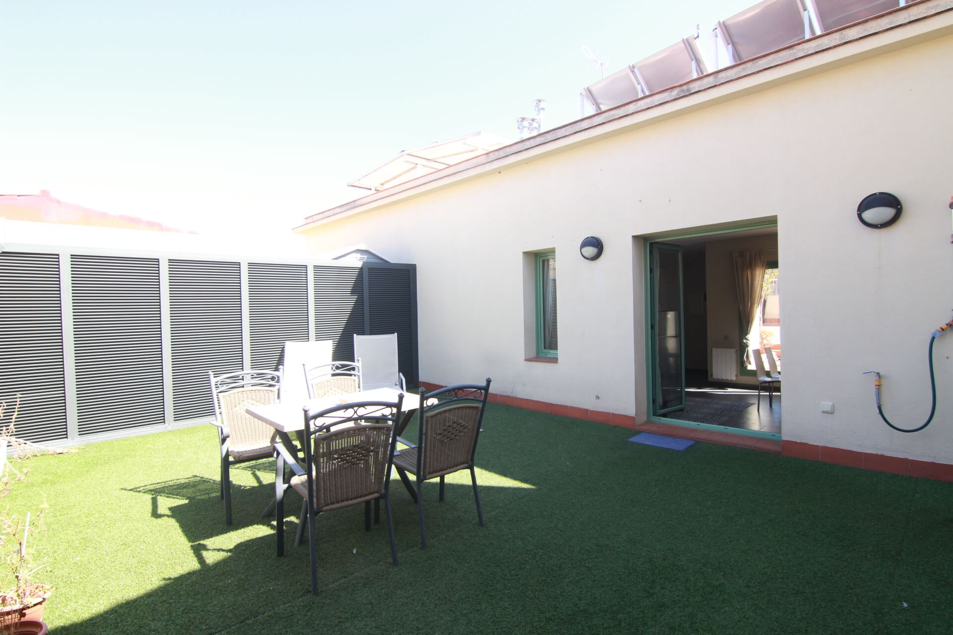 Atico with 1 bedroom in Carrer Sant Pere Mes Baix